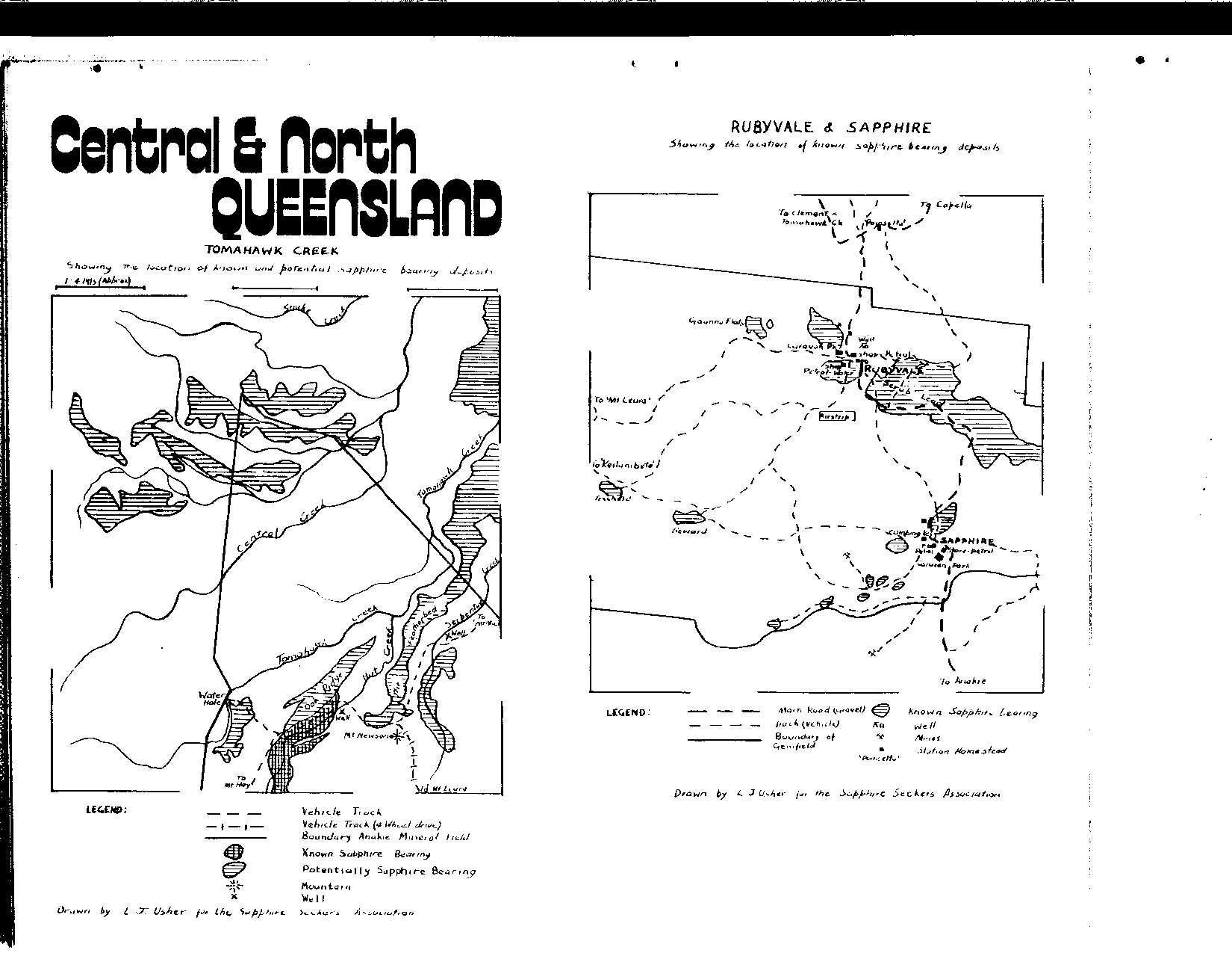 Gemstone Locations In Queensland Australia